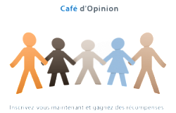Sondage Payant - Café d'Opinion