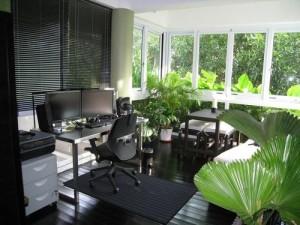 Espace pour Travail à la Maison